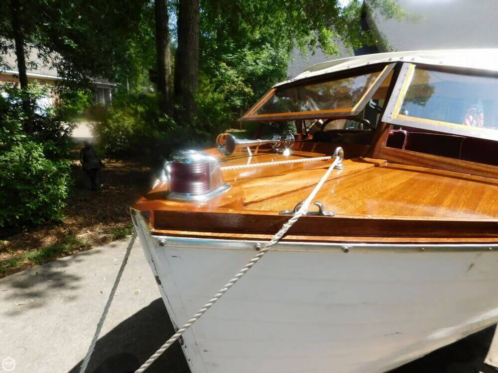 1958 Chris Craft boat for sale, model of the boat is Sea Skiff 18 & Image # 14 of 40