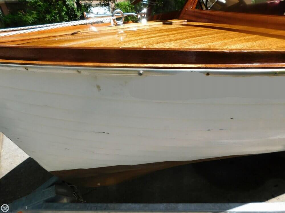 1958 Chris Craft boat for sale, model of the boat is Sea Skiff 18 & Image # 17 of 40