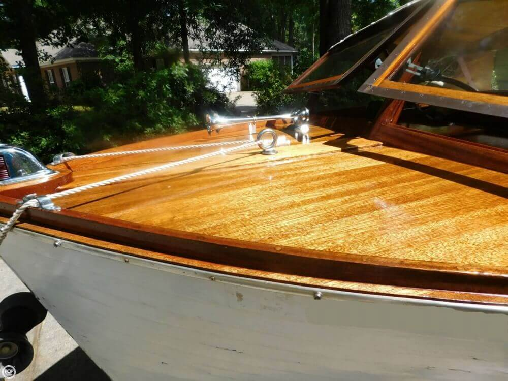 1958 Chris Craft boat for sale, model of the boat is Sea Skiff 18 & Image # 18 of 40