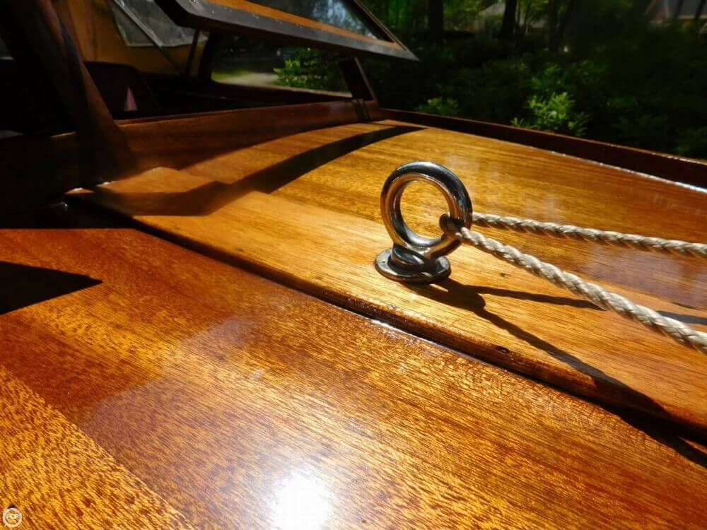 1958 Chris Craft boat for sale, model of the boat is Sea Skiff 18 & Image # 24 of 40