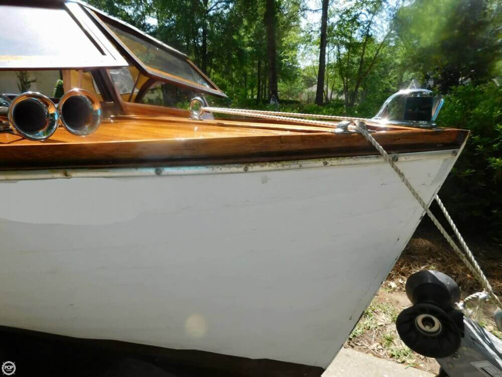 1958 Chris Craft boat for sale, model of the boat is Sea Skiff 18 & Image # 27 of 40