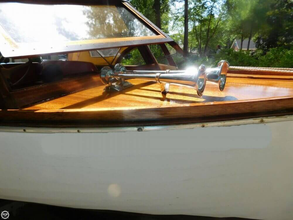 1958 Chris Craft boat for sale, model of the boat is Sea Skiff 18 & Image # 28 of 40