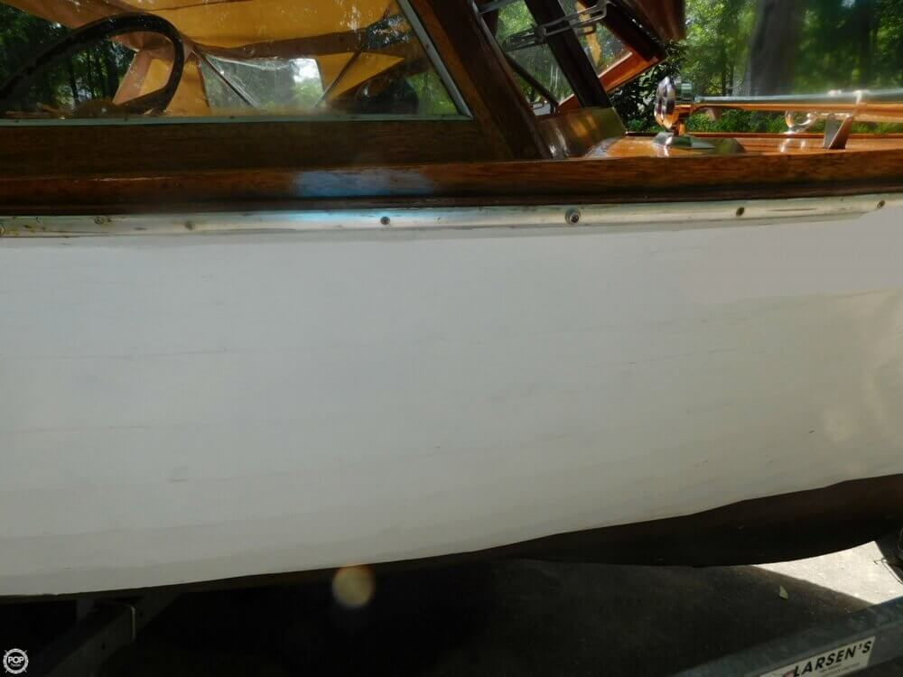1958 Chris Craft boat for sale, model of the boat is Sea Skiff 18 & Image # 40 of 40