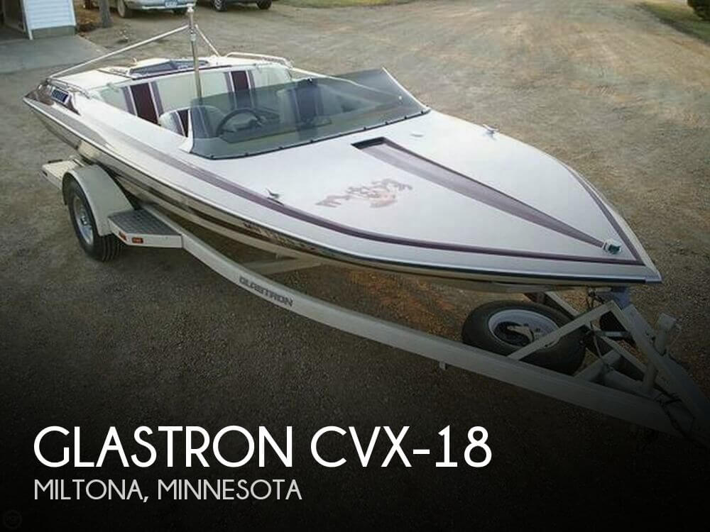 1984 GLASTRON CVX 18 for sale