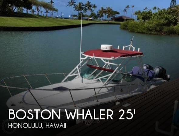 1988 Boston Whaler 24 - Photo #1