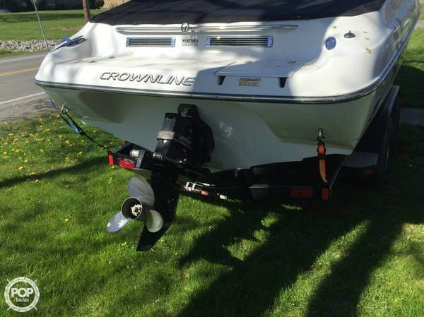 2003 Crownline 225 LPX - Photo #5