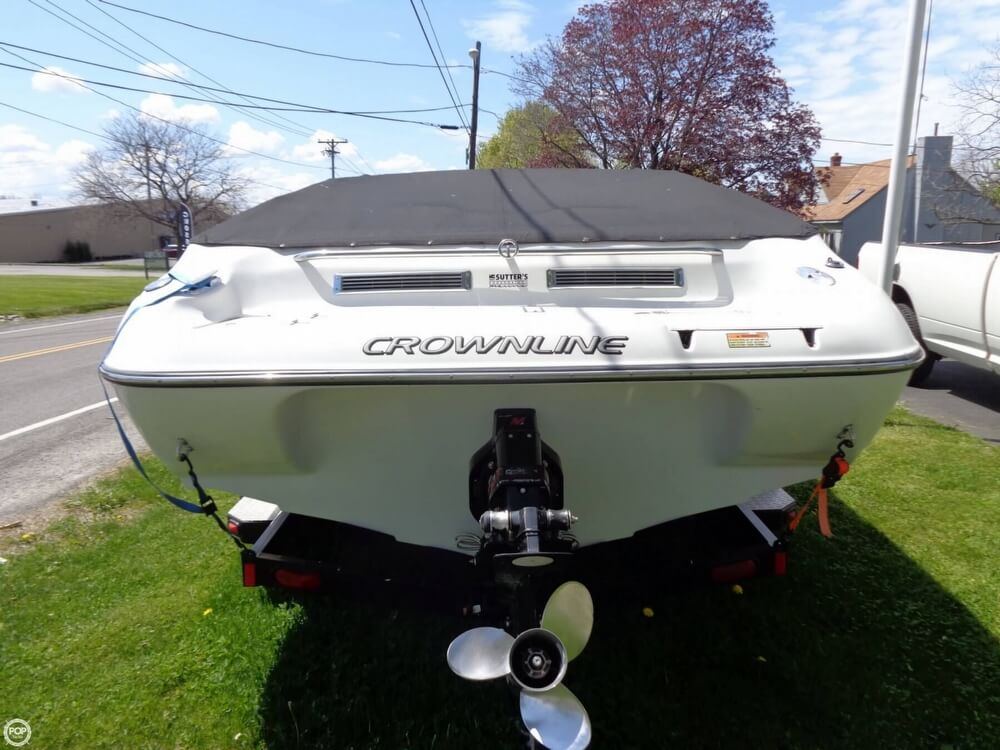 2003 Crownline 225 LPX - Photo #23