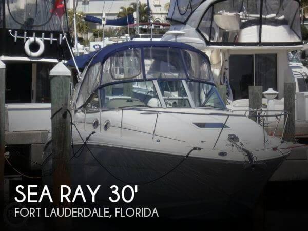 2005 Sea Ray 33 - Photo #1