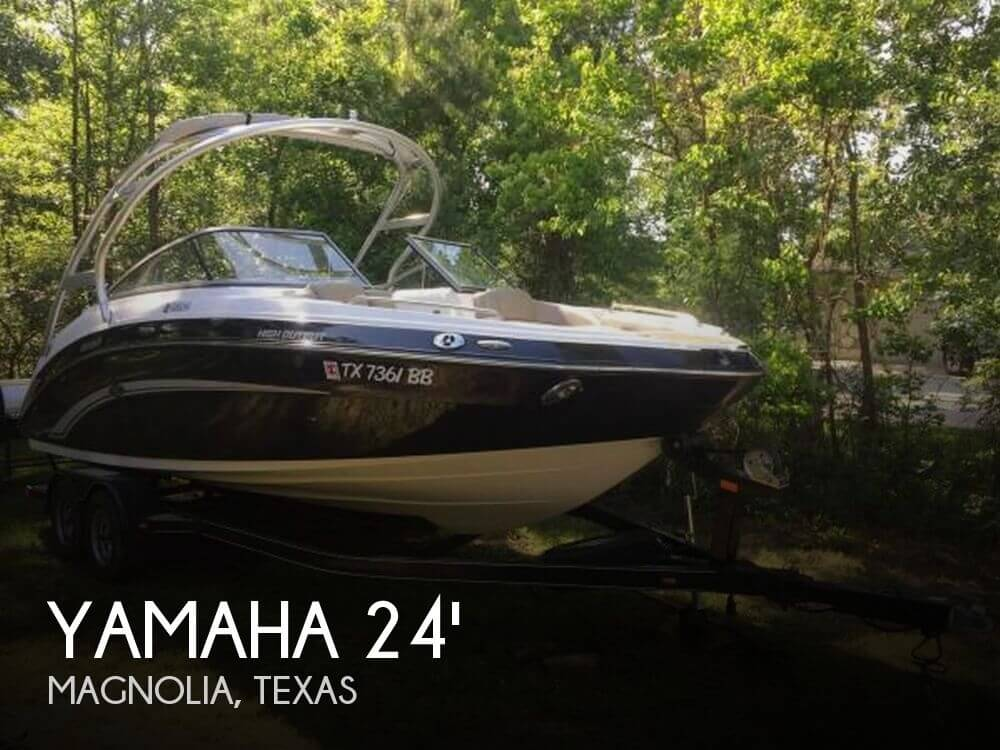 2010 Yamaha 242 Limited S
