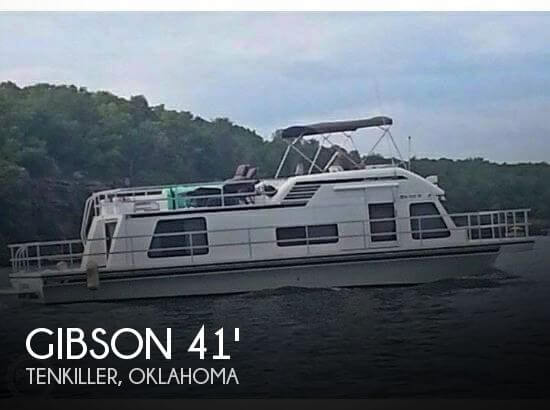 Used Boats For Sale in Fort Smith, Arkansas by owner | 2003 Gibson 41