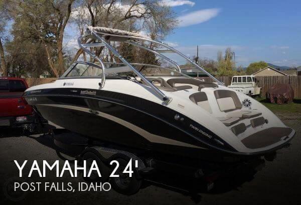 2012 Yamaha 242 Limited S - Photo #1