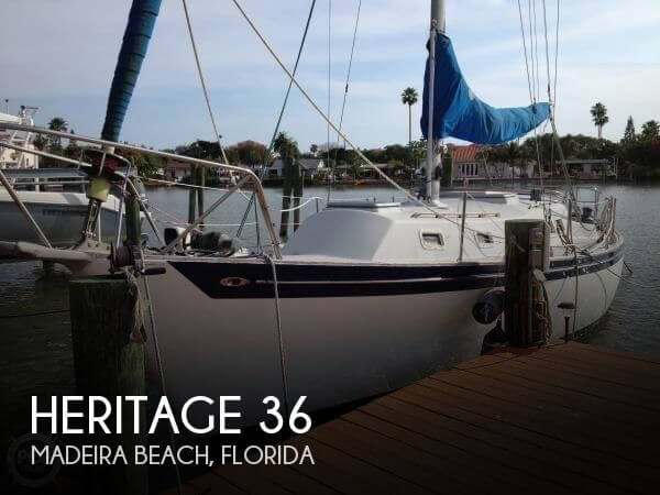 Used Heritage Boats For Sale by owner | 1977 Heritage 36