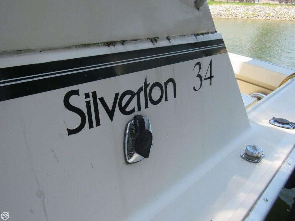 1984 Silverton 34C - Photo #32