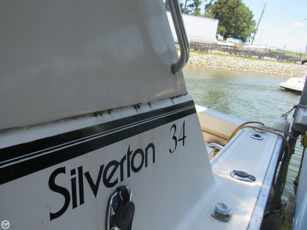 1984 Silverton 34C - Photo #33
