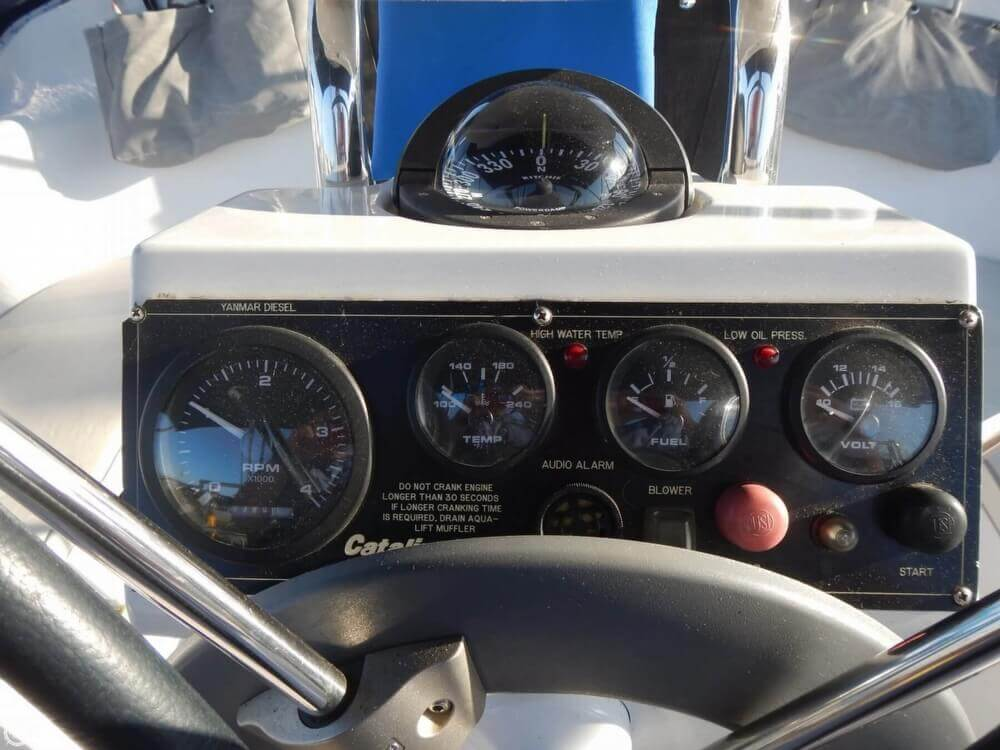 2008 Catalina 31 - Photo #25