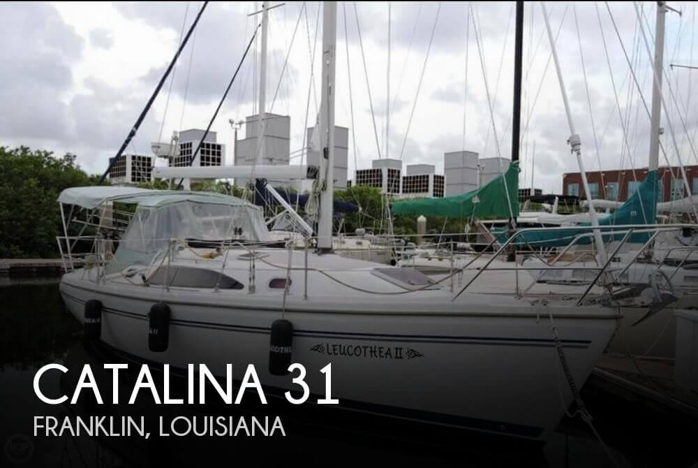 2008 Catalina 31 - Photo #1