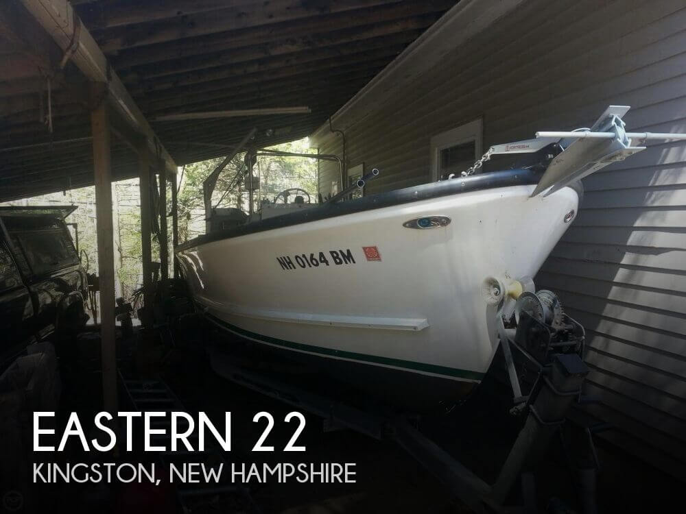 Used Eastern Boats For Sale by owner | 2005 Eastern 22
