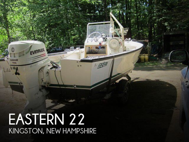 2005 EASTERN 22 for sale