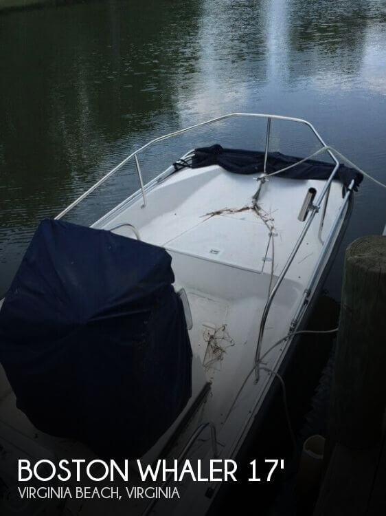 1998 BOSTON WHALER MONTAUK 17 for sale