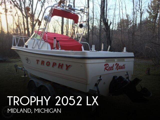 2001 Trophy 21 - Photo #1