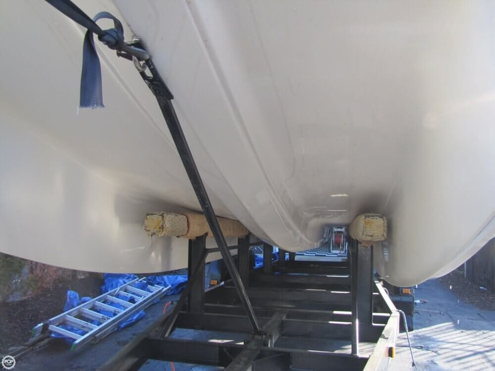1989 Cougar MTR Tunnel - Photo #26
