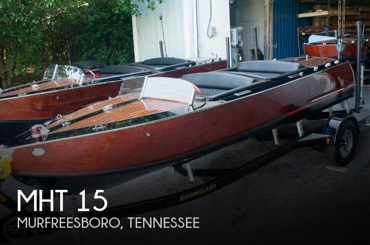 Used Boats For Sale in Chattanooga, Tennessee by owner | 2014 Mahogany Heartthrobs 15