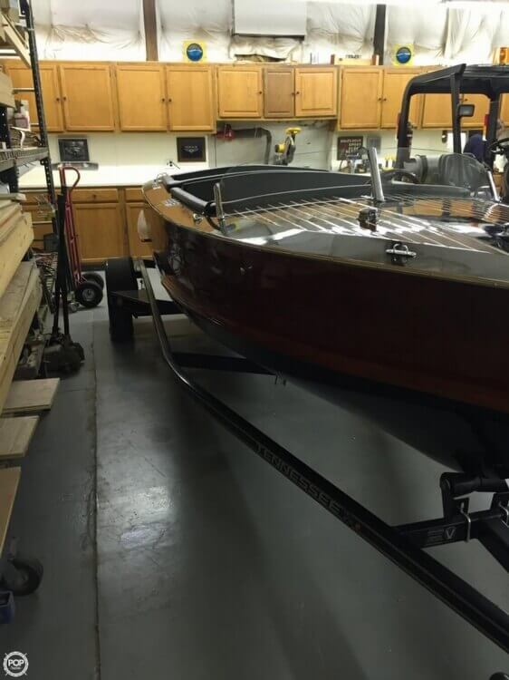2021 Mahogany Heart Throbs boat for sale, model of the boat is 15 & Image # 2 of 40