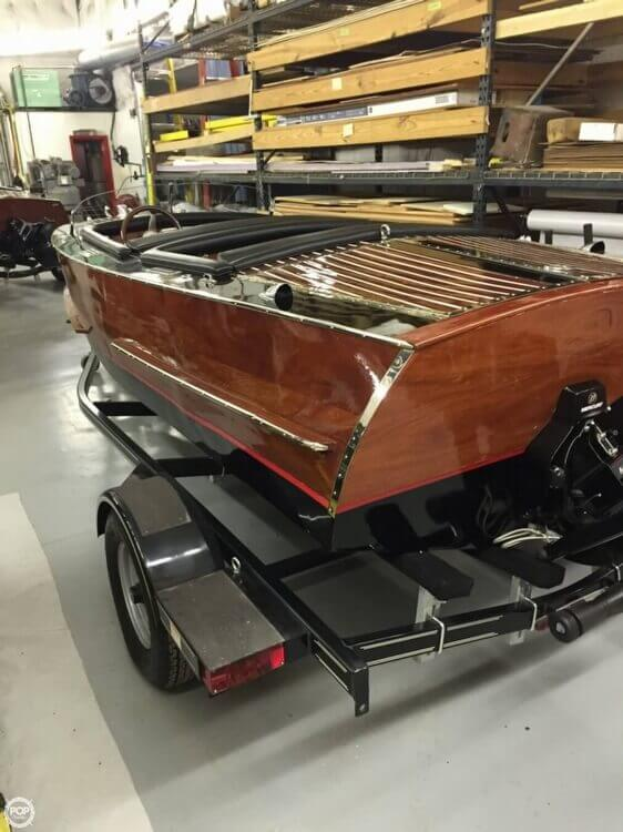 2021 Mahogany Heart Throbs boat for sale, model of the boat is 15 & Image # 3 of 40