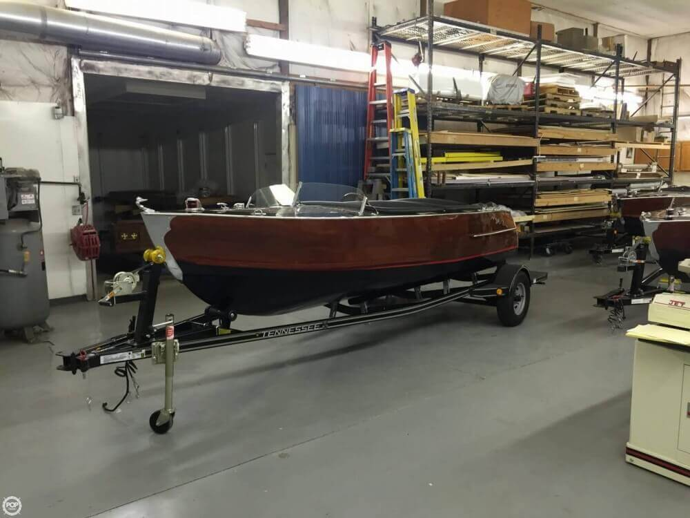 2020 Mahogany Heart Throbs boat for sale, model of the boat is 15 & Image # 2 of 40