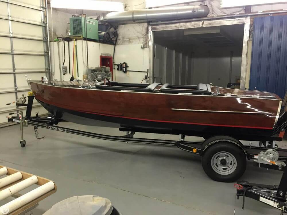 2020 Mahogany Heart Throbs boat for sale, model of the boat is 15 & Image # 3 of 40