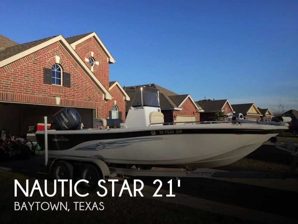 2012 Nautic Star 21 - Photo #1