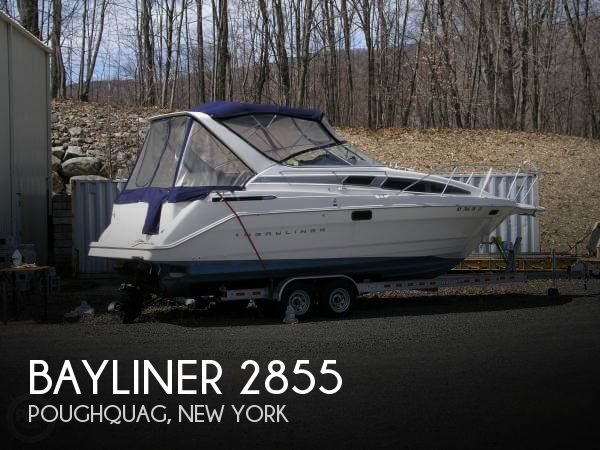 Used Boats For Sale in Springfield, Massachusetts by owner | 1994 Bayliner 31