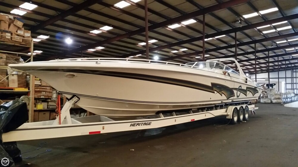 fountain 47 lightning boat for sale in mount juliet tn for 109 000