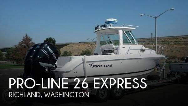 2008 PRO LINE 26 EXPRESS for sale