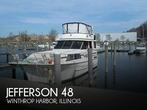 1987 Jefferson 48 - Photo #1