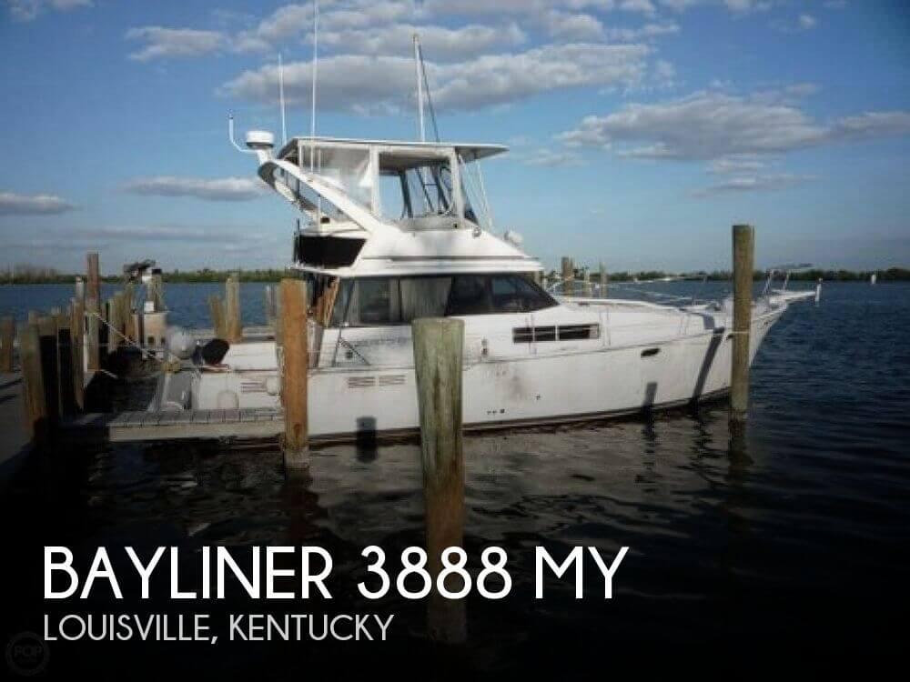 1993 Bayliner 38 - Photo #1