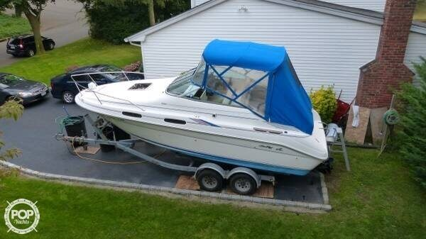 1993 Sea Ray 23 - Photo #2