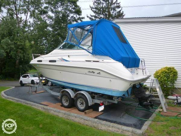 1993 Sea Ray 23 - Photo #3