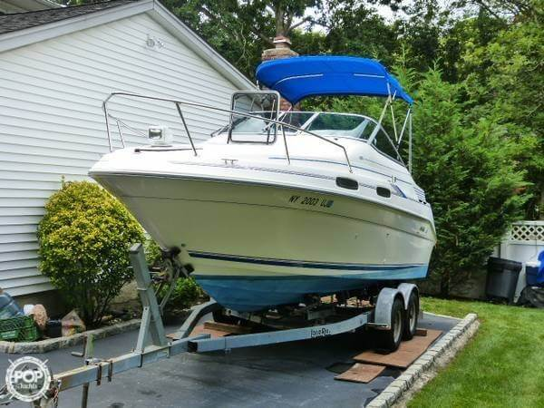 1993 Sea Ray 23 - Photo #4