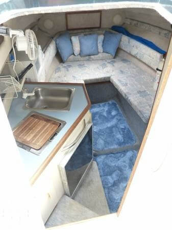 1993 Sea Ray 23 - Photo #13