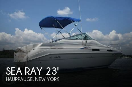 1993 Sea Ray 23 - Photo #1