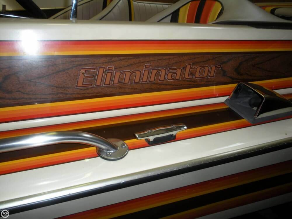 1982 Eliminator 21 - Photo #25