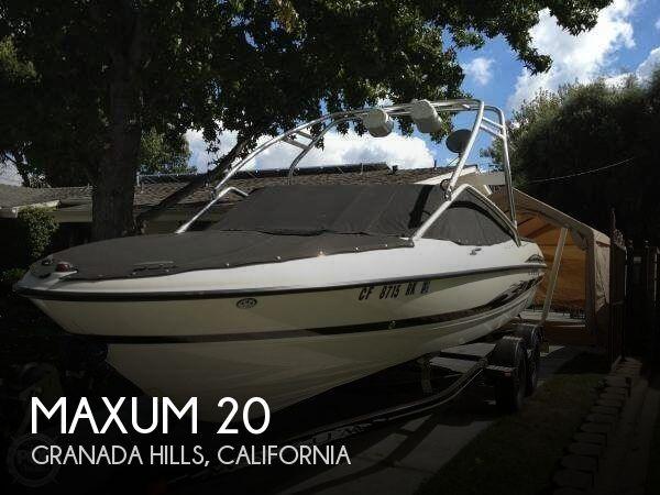 2006 Maxum 20 - Photo #1