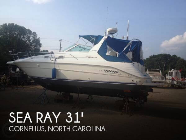 1996 Sea Ray 31 - Photo #1