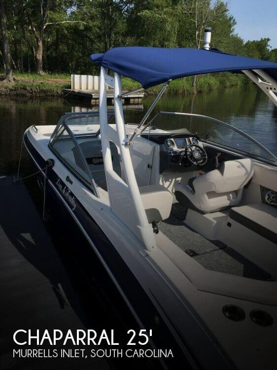 Used Boats For Sale in Myrtle Beach, South Carolina by owner | 2015 Chaparral 25