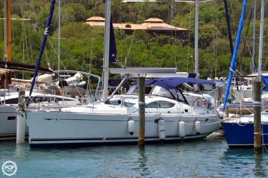 2006 Jeanneau Sun Odyssey 49 DS - Photo #3