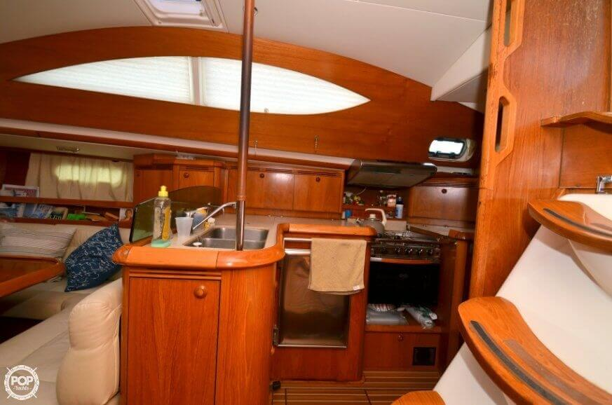 2006 Jeanneau boat for sale, model of the boat is Sun Odyssey 49 DS & Image # 8 of 20