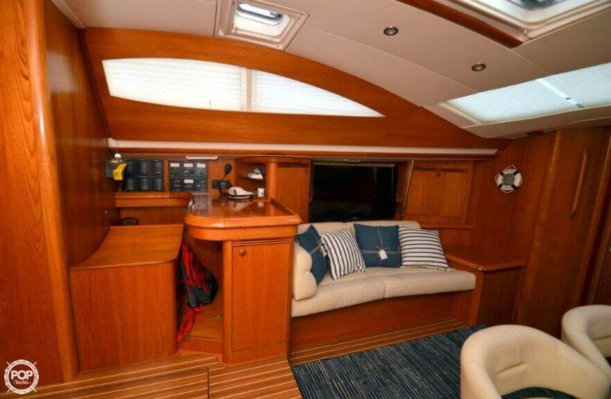 2006 Jeanneau Sun Odyssey 49 DS - Photo #9