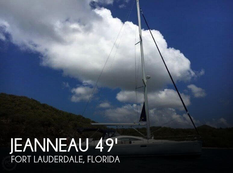 2006 JEANNEAU SUN ODYSSEY 49 DS for sale