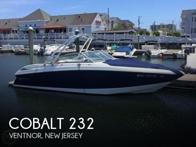 2008 Cobalt boat for sale, model of the boat is 232 & Image # 1 of 7